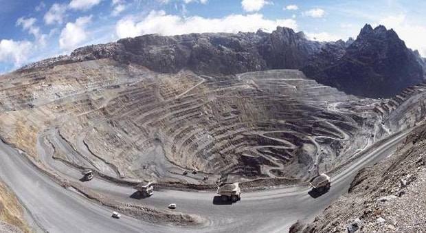 Papua Berikan 240 Kg Emas Untuk Freeport Setiap Hari, Papua Dapat Apa?