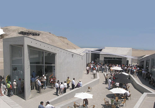 Museo de Sitio de Cao