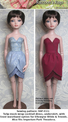 ellowyne sewing pattern
