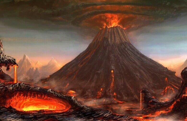 7 Letusan Gunung Merapi Terdahsyat di Indonesia