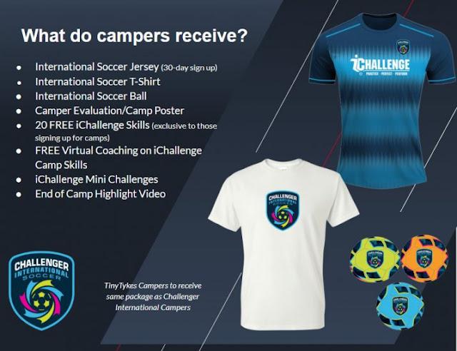 Challenger International Soccer