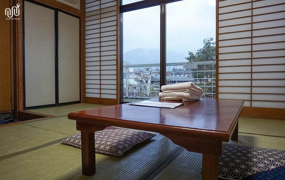 รีวิวเที่ยวญี่ปุ่น : kawaguchiko