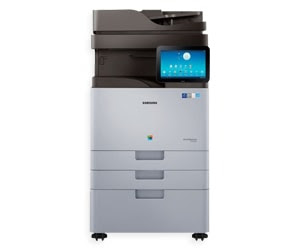 fast serial of MFPs inward item has improved amongst features specifically designed to resp Samsung Printer SL-K7500 Driver Downloads