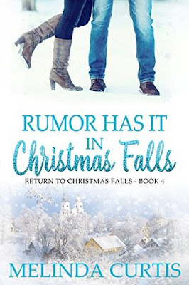 Heidi Reads... Rumor Has It in Christmas Falls by Melinda Curtis