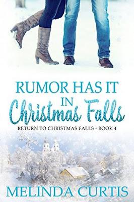Heidi Reads... Rumor Has It in Christmas Falls by Melinda Curtis
