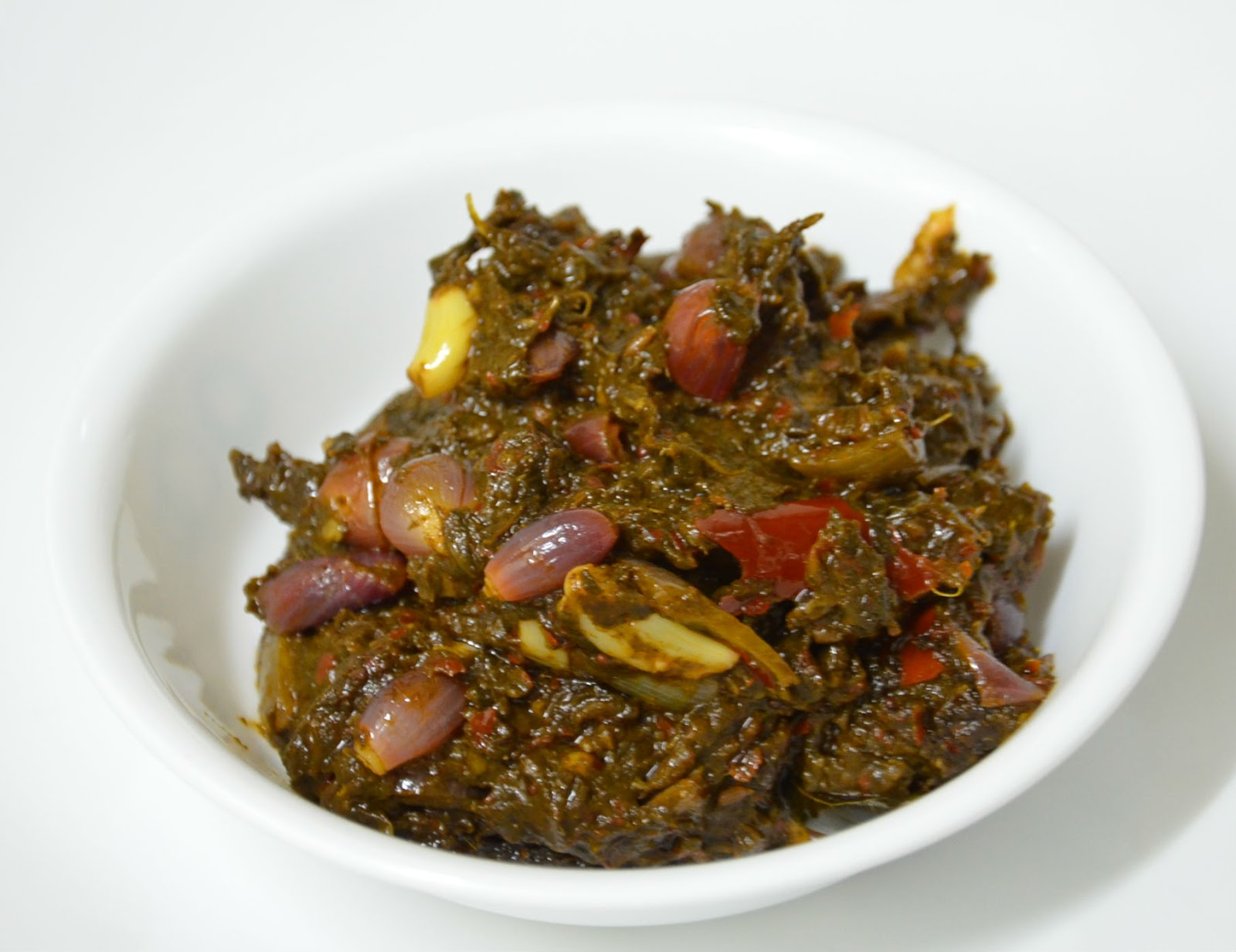 Sus Recipes Gongura PachadiChutney