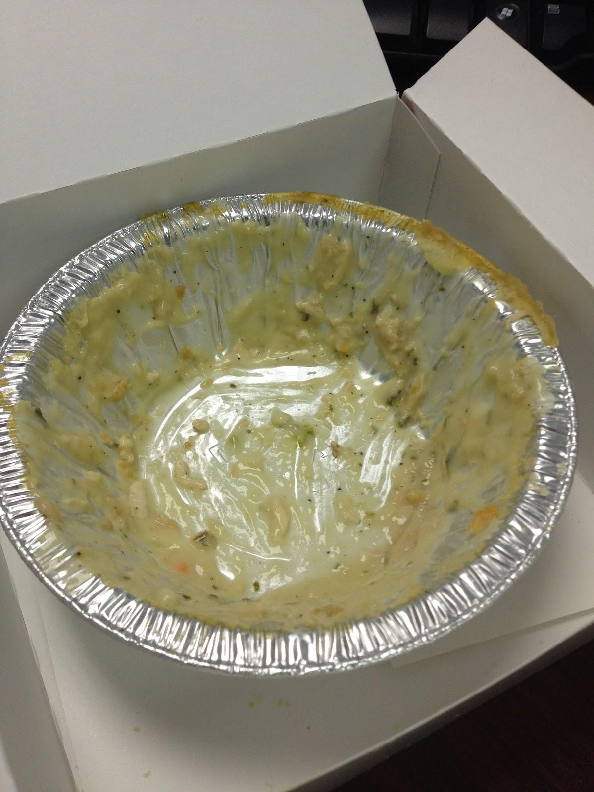 KFC Chunky Chicken Pot Pie [Review] - Fast Food Geek - photo#17