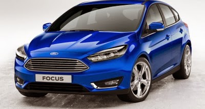 Harga All New Ford Focus