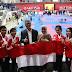 5 Medali Diraih Indonesia Pada Kejuaraan Karate Asia di Yordania