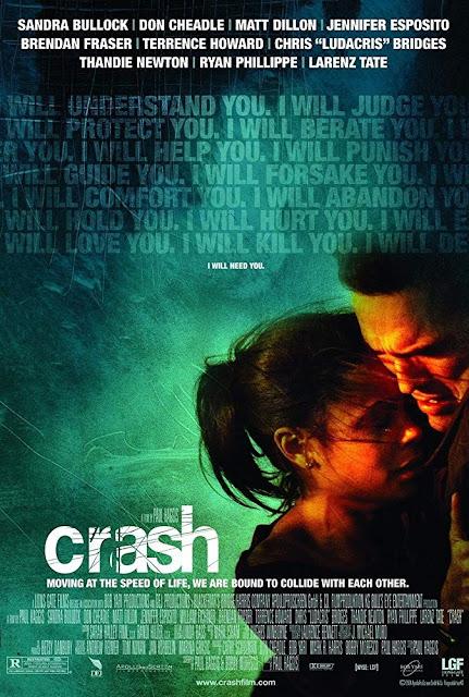 Crash 2004 movie poster