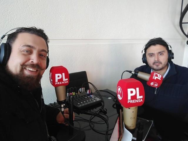 Alvaro y Christian