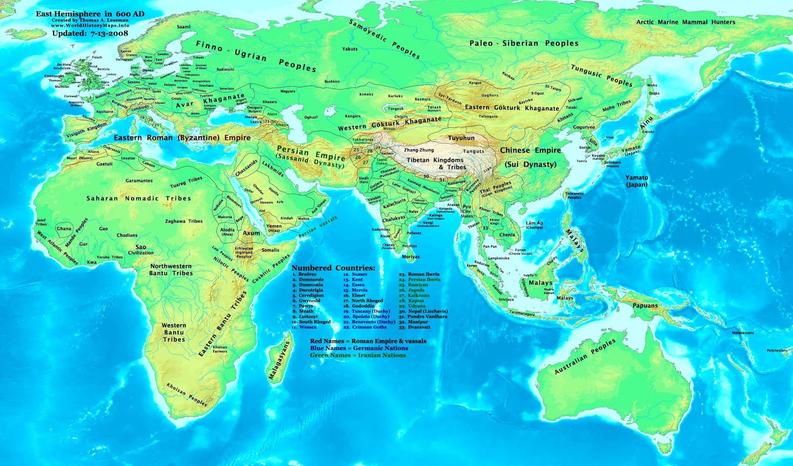 new world maritime empires cultural diffusion