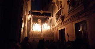 Todos los Datos del regreso de los titulares de la Buena Muerte a San Agustín en Cádiz