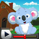 G4K Cute Koala Rescue 2 Game Walkthrough