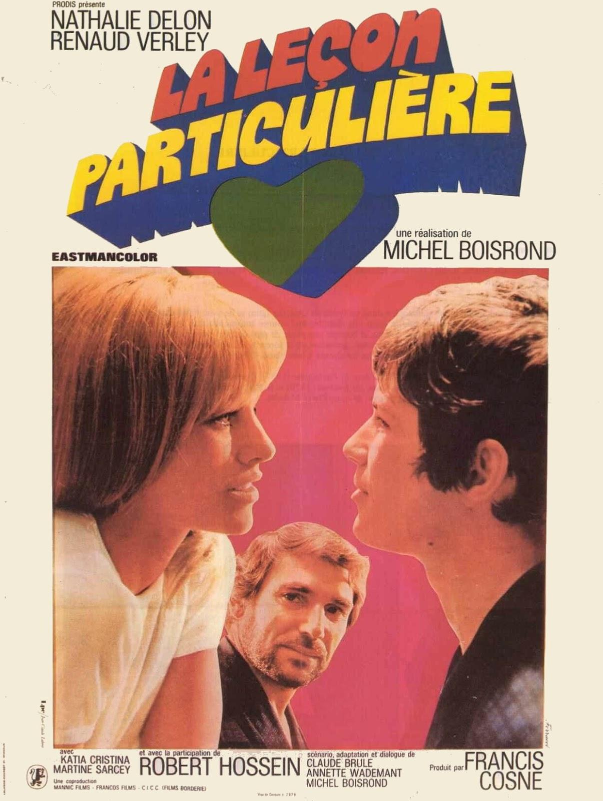 Francomac Boisrond 1969 La Lecon Particuliere