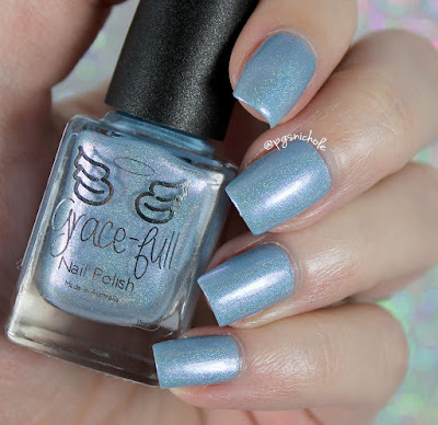 Grace-Full Nail Polish Tickled By Wings | Once Upon a Dream Collection