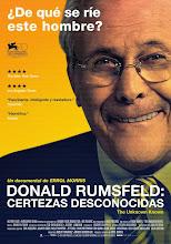 Donald Rumsfeld, Certezas Desconocidas (2013)