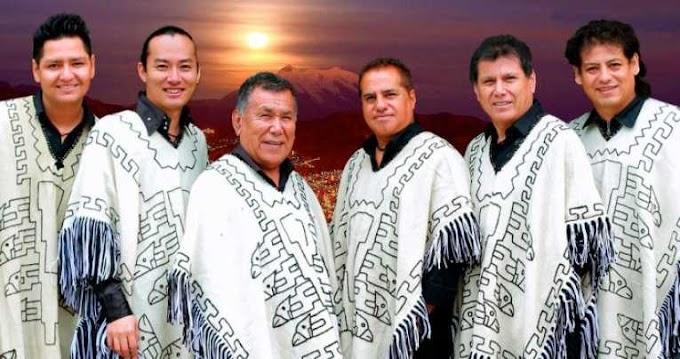 Los Kjarkas (1971): Grupo folklórico boliviano
