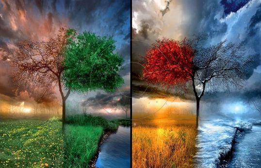 Μερομήνια: Έρχεται βαρύς χειμώνας από τα τέλη Οκτωβρίου!