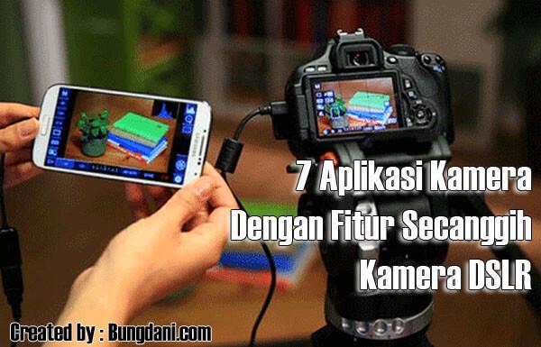 7 Aplikasi Kamera Android Yang Bisa Bikin Foto Bokeh Ala Kamera DSLR