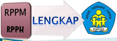Contoh RPPH PAUD Tema Petualang Cilik Kurikulum 2013 (4 Sub Tema)