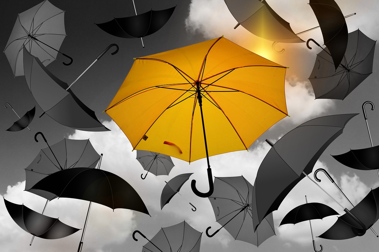 Place Your Company Under An Umbrella-ella-ella