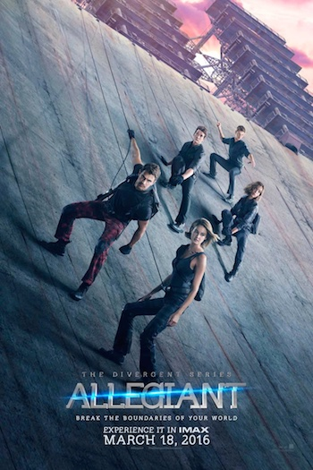 Allegiant 2016 English Movie Download