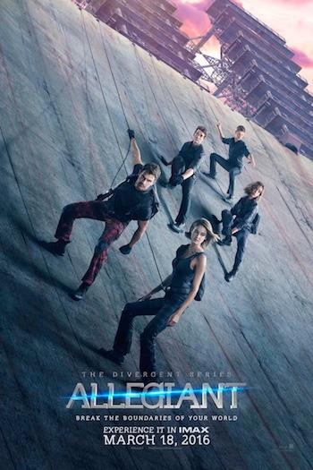Allegiant 2016 English Movie Download