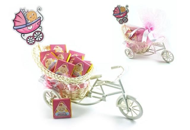 hediye sepeti kız bebekler için