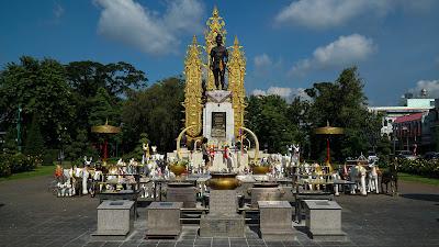King Mengrai Monument, Chiang Rai