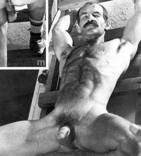 Nude Vintage Pics Of Naked Men Images