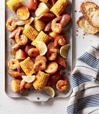 Instant Pot: Shrimp and Sausage Boil Recipe