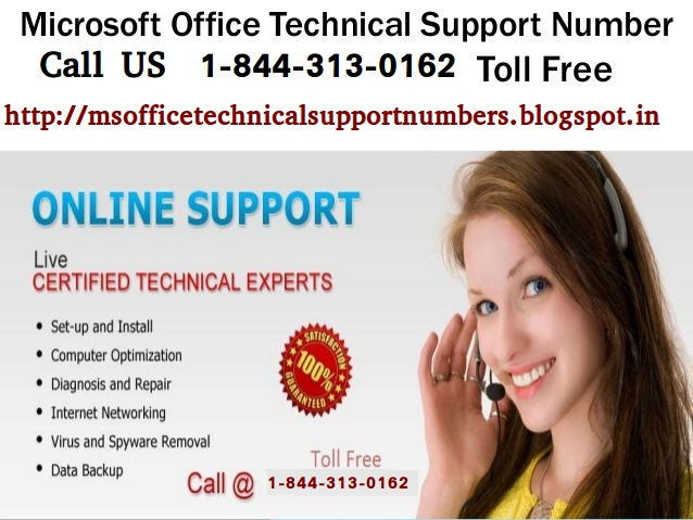 microsoft office technical support 1