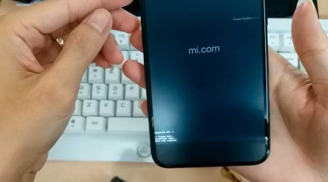 Cómo restablecer de fabrica a un Xiaomi Mi A1