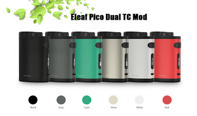 An Interesting Features Of iStick Pico Dual Mod