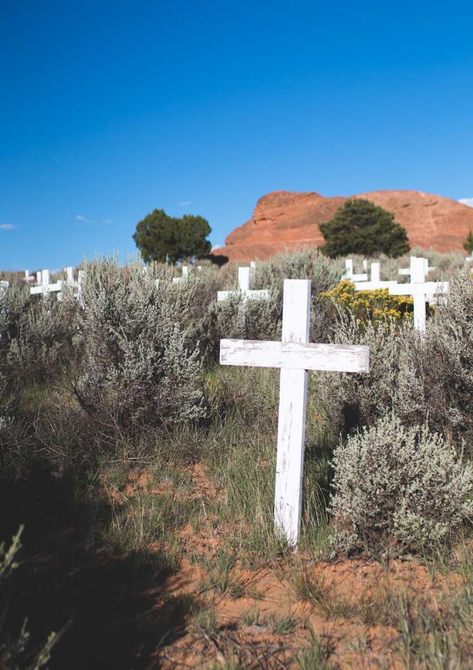 Rehoboth Mission Cemetery, new mexico