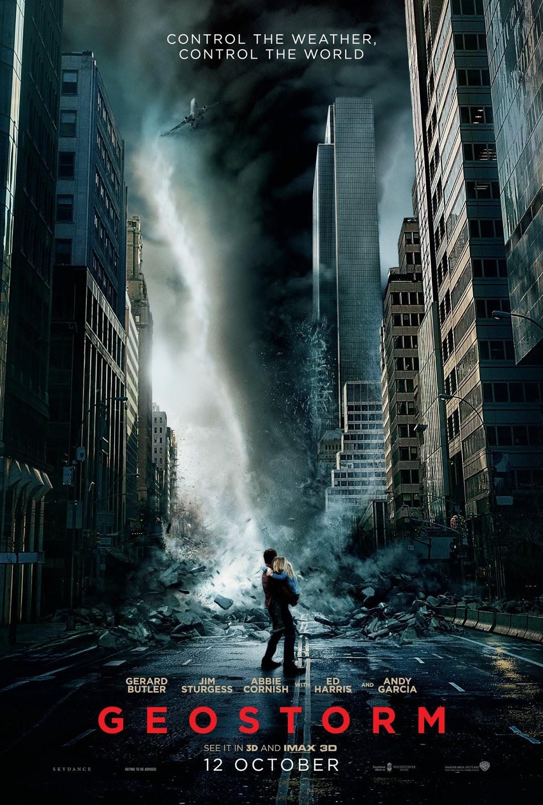 Capa do Filme Tempestade Planeta Em Fúria