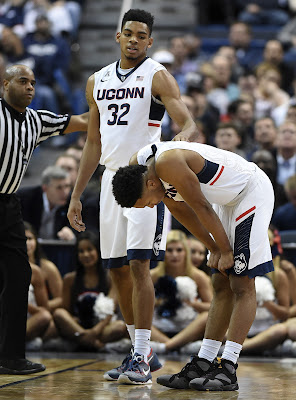 uconn men lost
