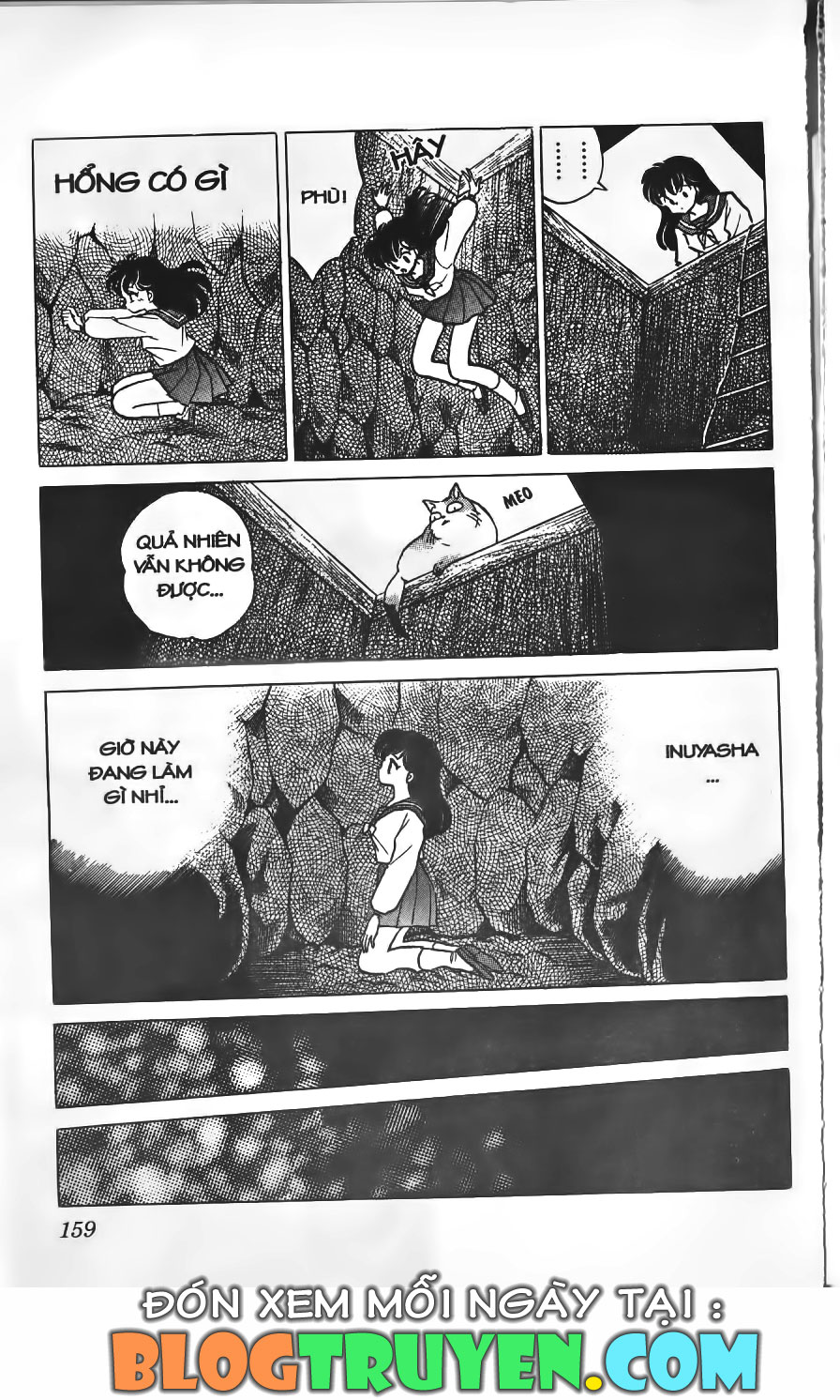 Inuyasha vol 07.9 trang 8