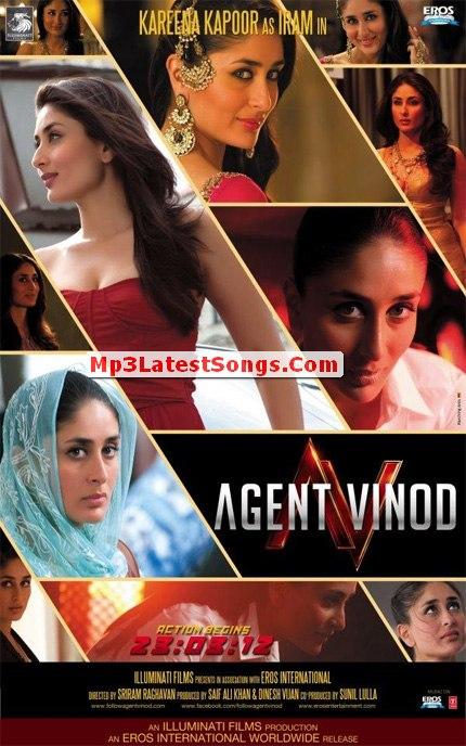 agent vinod hindi movie mp3 songs free download