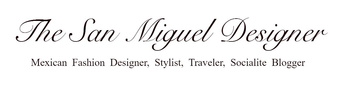 The San Miguel Designer