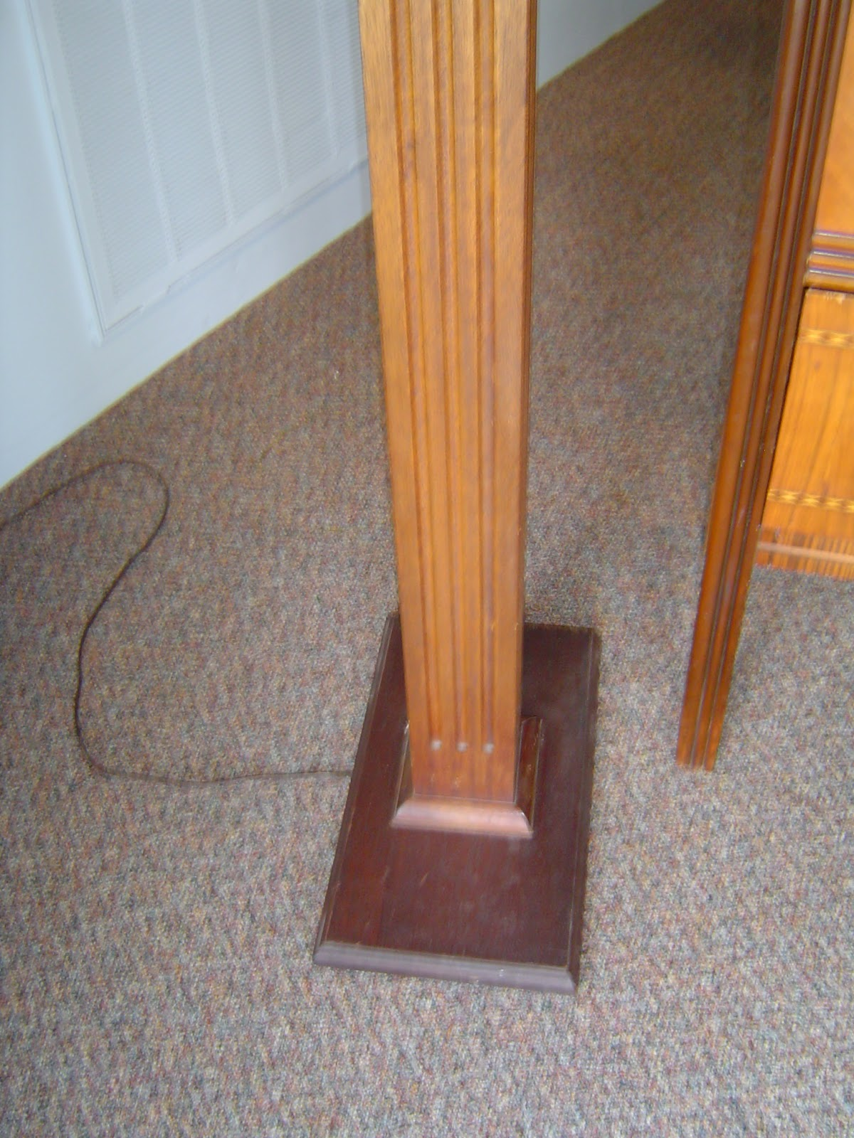 Creating Handmade Lamps and Shades: Cambridge Newel Post ...