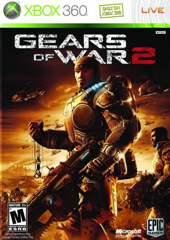 Gears of War 2 + DLCs (JTAG/RGH) Xbox 360 Torrent