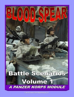 Panzer Korps Scenario Book One