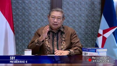 SBY: Ridho-Bachtiar Yang Terbaik dan Mampu Memimpin dan Memajukan Lampung