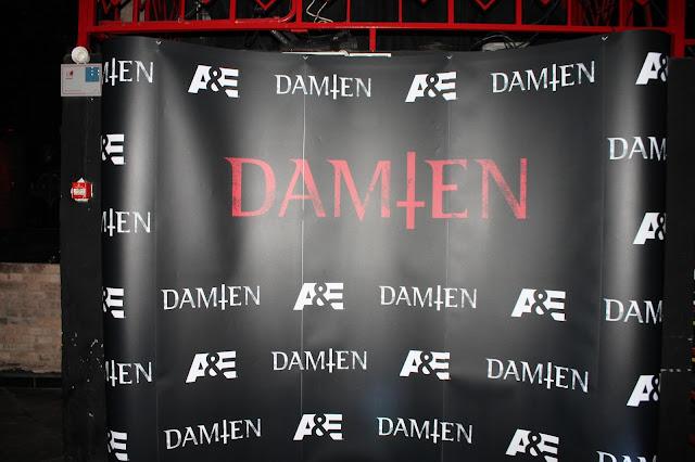 DAMIEN | Lançamento da nova série do canal A&E no Madame Club em São Paulo