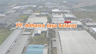 Lowongan Kerja PT. Adharco Jaya Selaras Delta Silicon Cikarang