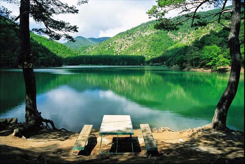 Borabay Gölü Amasya