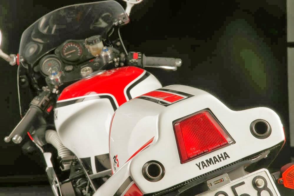 MotoGp: Yamaha RD 500 LC by Fernando Rodríguez