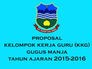 Proposal Kegiatan Kelompok Kerja Guru (KKG)